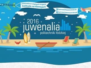 Juwenalia Politechniki ��dzkiej 2016 - znamy pe�en line-up! - juwenalia politechniki ��dzkiej, program juwenali�w ��d�