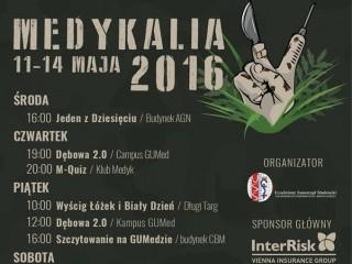Medykalia 2016 - wystrzałowo! - Medykalia 2016, gdański uniwersytet medyczny