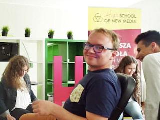Na �l�sku rusza pierwsza w Polsce szko�a nowych medi�w dla...nastolatk�w! - school of new media katowice, szko�a nowych medi�w dla nastolatk�w, katowice