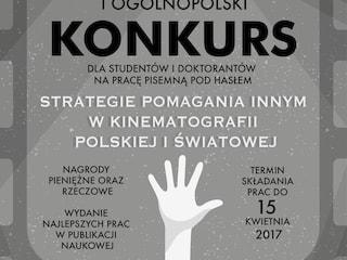 Konkurs dla studentów - napisz pracę i wygraj 1000 zł! - konkurs dla studentów, konkurs strategie pomagania innym w filmach, uniwersytet pedagogiczny kraków