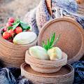 Polacy zrobili ekologiczne naczynia. Z otr�b�w - biotrem, naczynia z otr�b pszennych, ekologiczne naczynia