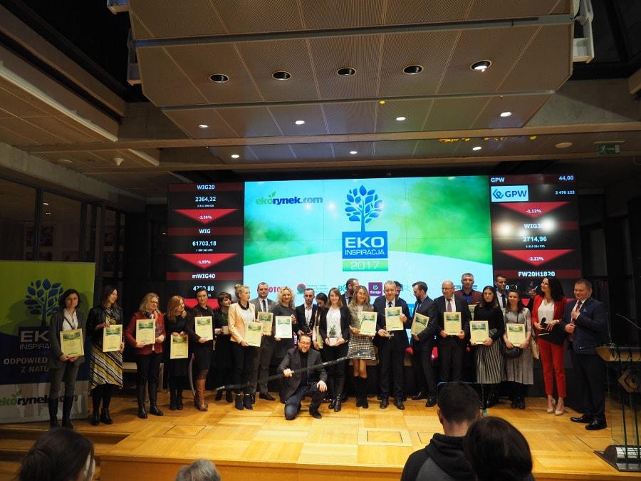 EKO-INSPRACJE 2017 - laureaci