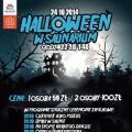 Halloweenowa Noc Saunowa - halloween noc saunowa aquapark wroc�aw bilety cena