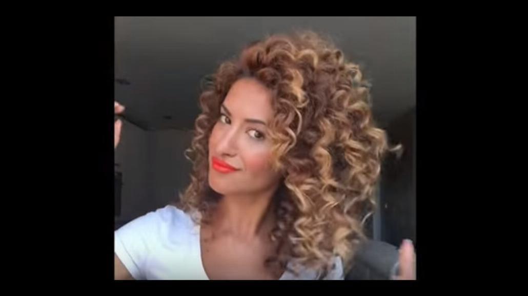 Burza loków? Zobaczcie, jak zrobić zakręconą fryzurę! [WIDEO]