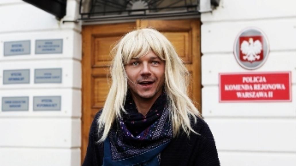 Lesław Żurek kobietą?
