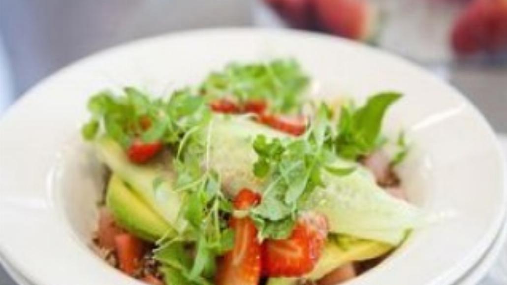 Kilka przepisów na smaczne sałatki
