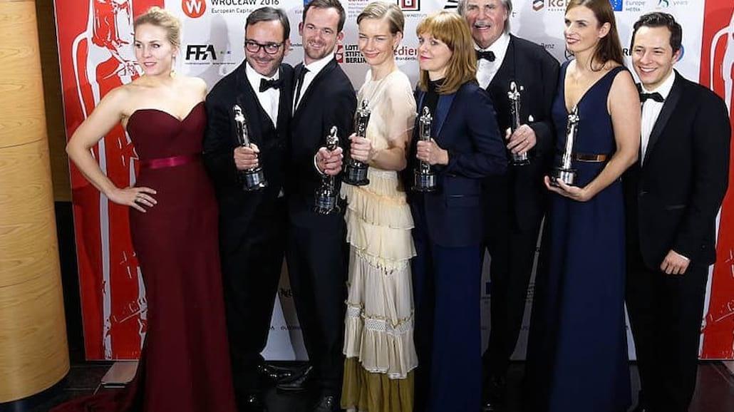 """Europejskie Nagrody Filmowe 2016: """"Toni Erdmann"""" dominuje galę. Przeczytaj relację! [FOTO]"""