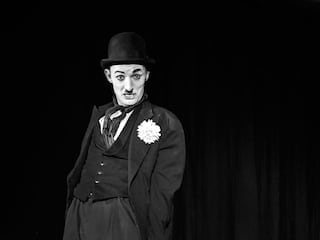 Monodram o Charlie Chaplinie na festiwalu teatralnym w Armenii - Armmono, One Man Show International Festival, Charlie Chaplin