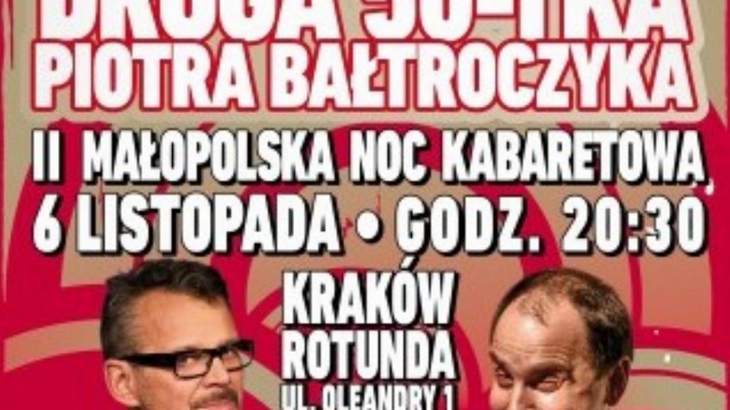 II Małopolska Noc Kabaretowa