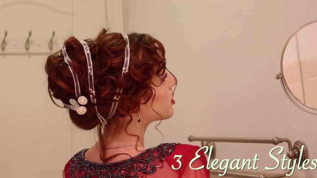 """Zrób fryzurę inspirowaną Rose z """"Titanica""""!"""