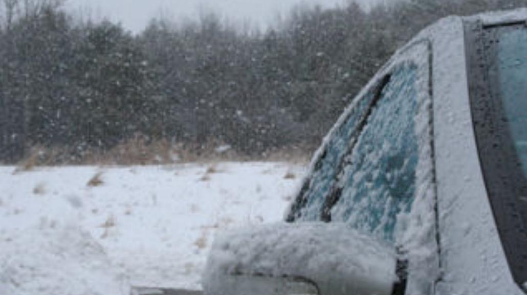 Prawo jazdy zimą?