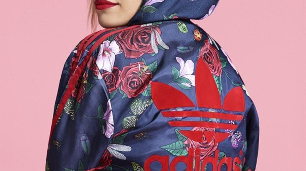 Różana kolekcja adidas Originals