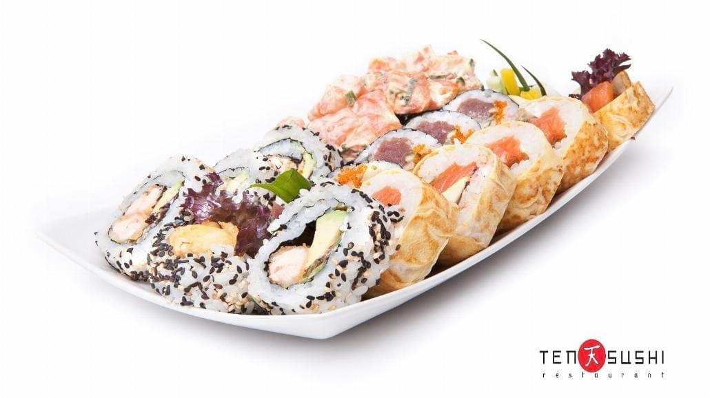 Sushi – obiad studenta nie musi być fast foodem