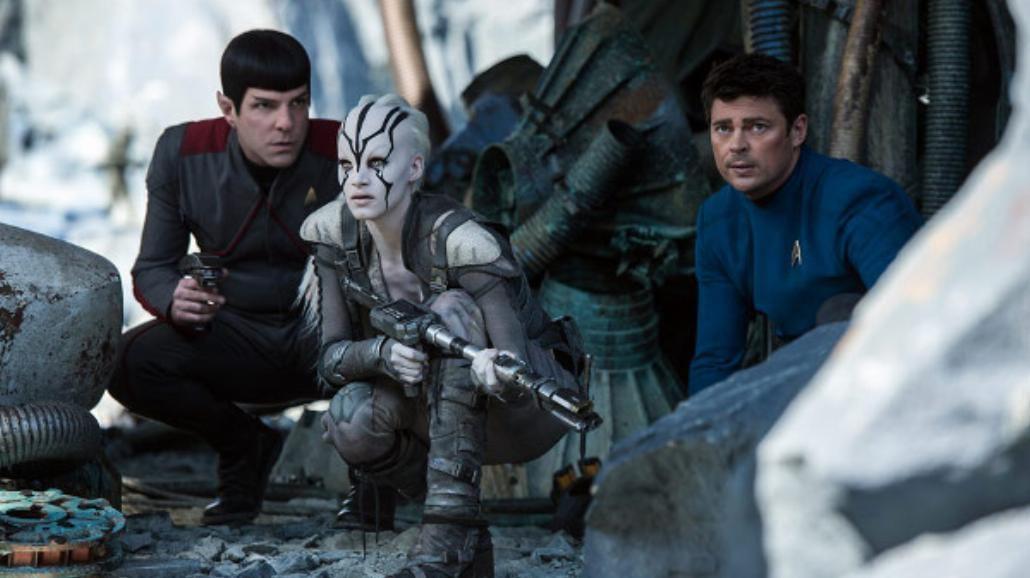 Star Trek: W nieznane - ktoś tu kosmicznie zabłądził [RECENZJA]