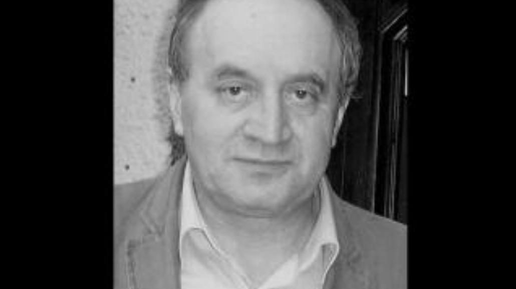 Zmarł aktor i reżyser Krzysztof Zaleski
