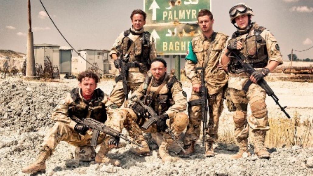 Bohaterska bitwa Polaków w Iraku