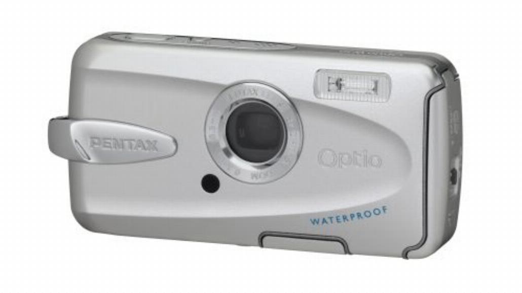 Pentax OptioW30 - wodoszczelny aparat cyfrowy