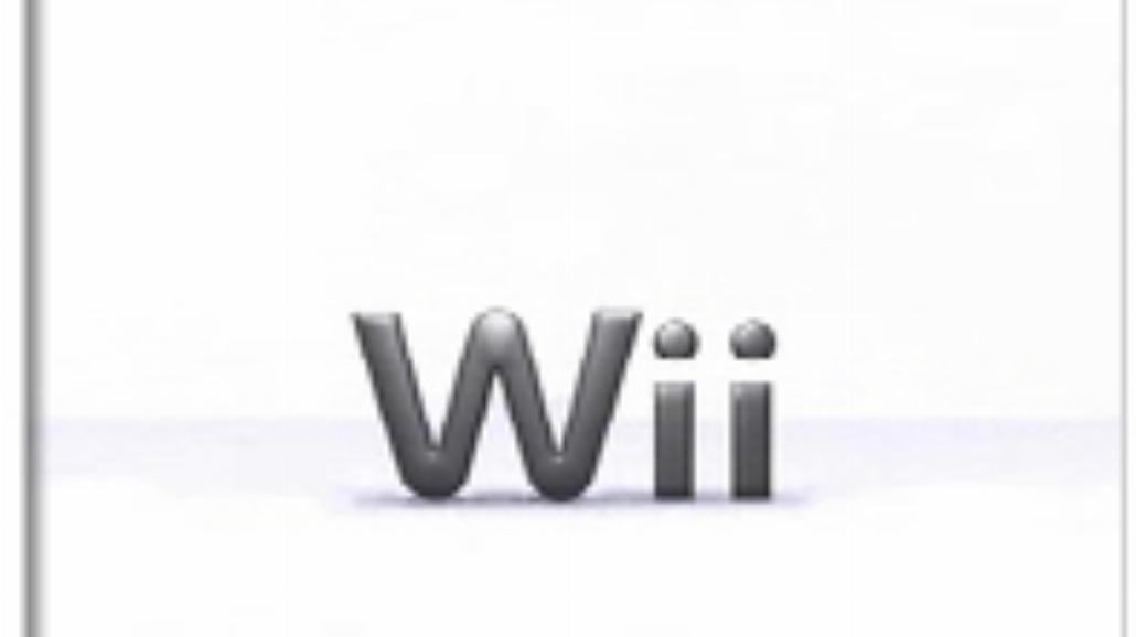 Wii sprzedaje się jak ciepłe bułeczki