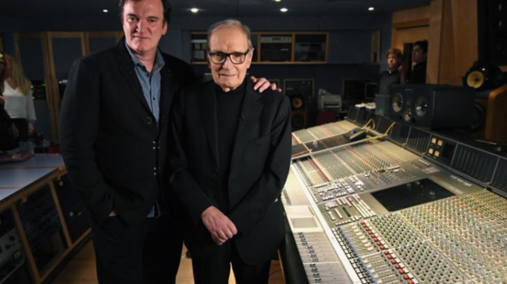 Ennio Morricone komponuje dla westernu Tarantino. Posłuchaj utworu!