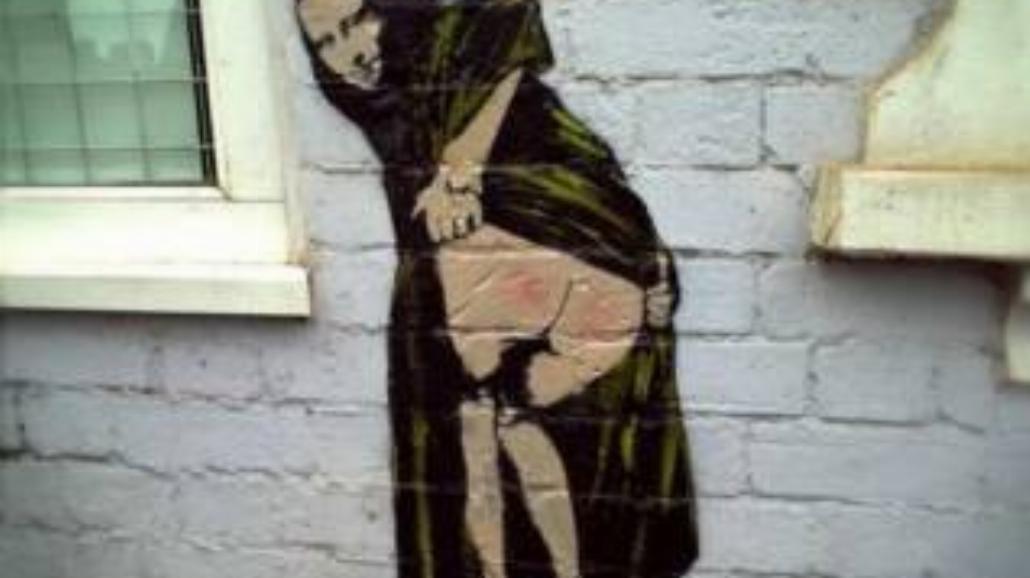 Banksy - artysta niepokorny we Wrocławiu?