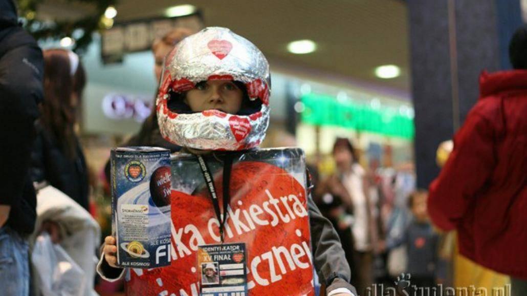 Szaleństwo Wielkiej Orkiestry Świątecznej Pomocy ruszy w Kielcach