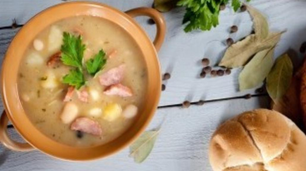 Zupa fasolowa na chłodne, jesienne dni