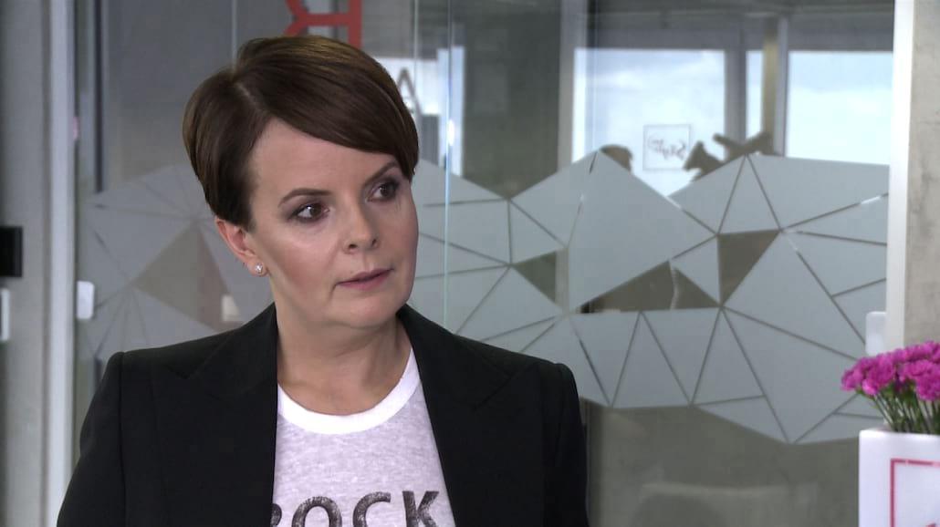 Karolina Korwin-Piotrowska: wielokrotnie podejmowano próby podkupienia mnie [WIDEO]
