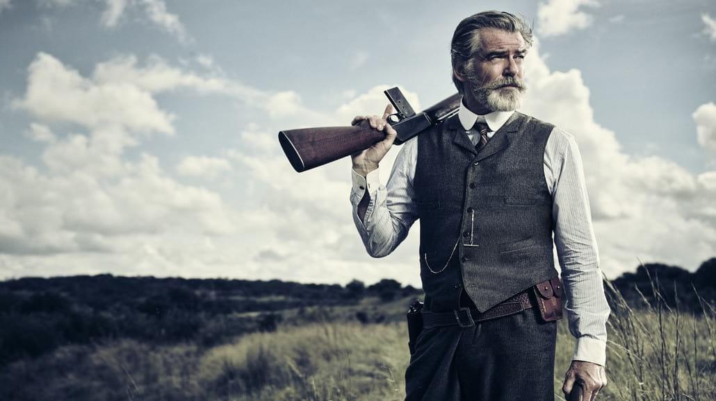 Pierce Brosnan w nowym serialu AMC. Zobacz zwiastun i komentarz aktora [WIDEO]