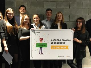 Studenci z Wrocławia zwyciężają w konkursie Performante i mytaxi - JustBrief, laureaci, wyniki, edycja 2017