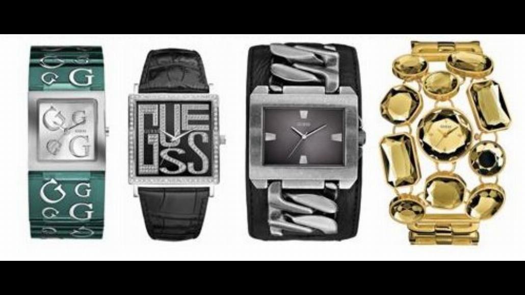 Zegarki marki Guess kończą 25 lat
