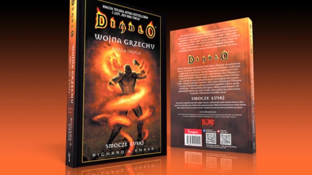 W środę premiera kolejnej książki z serii Diablo [FRAGMENT]