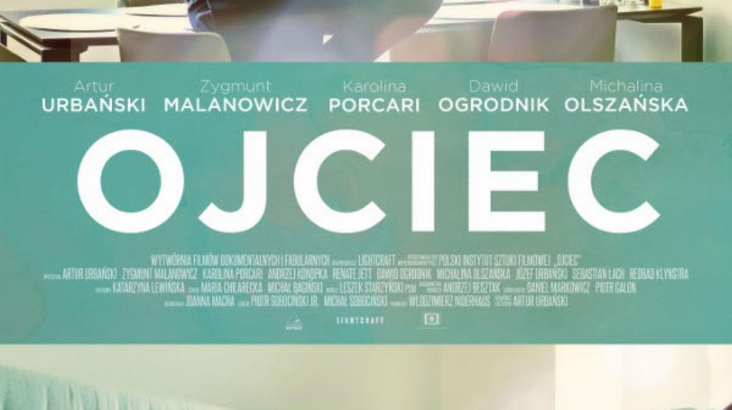 """Zobacz zwiastun i plakat polskiego dramatu """"Ojciec"""" [WIDEO]"""