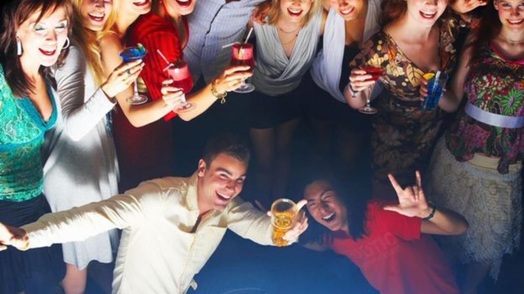 Imprezy czy działanie - wybór studenta!