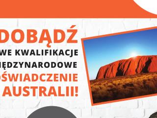 Australia dla Ciebie - przyjdź na spotkanie i sprawdź możliwości wyjazdu! - Australia Study, spotkania, agencja edukacyjna, doświadczenie, wiedza