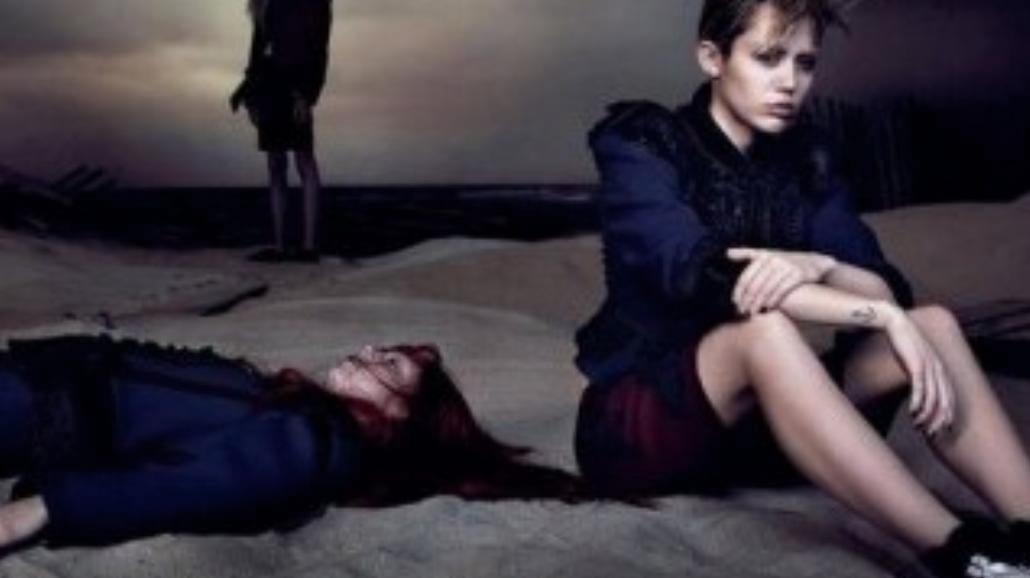 Miley Cyrus twarzą kampanii Marca Jacobsa