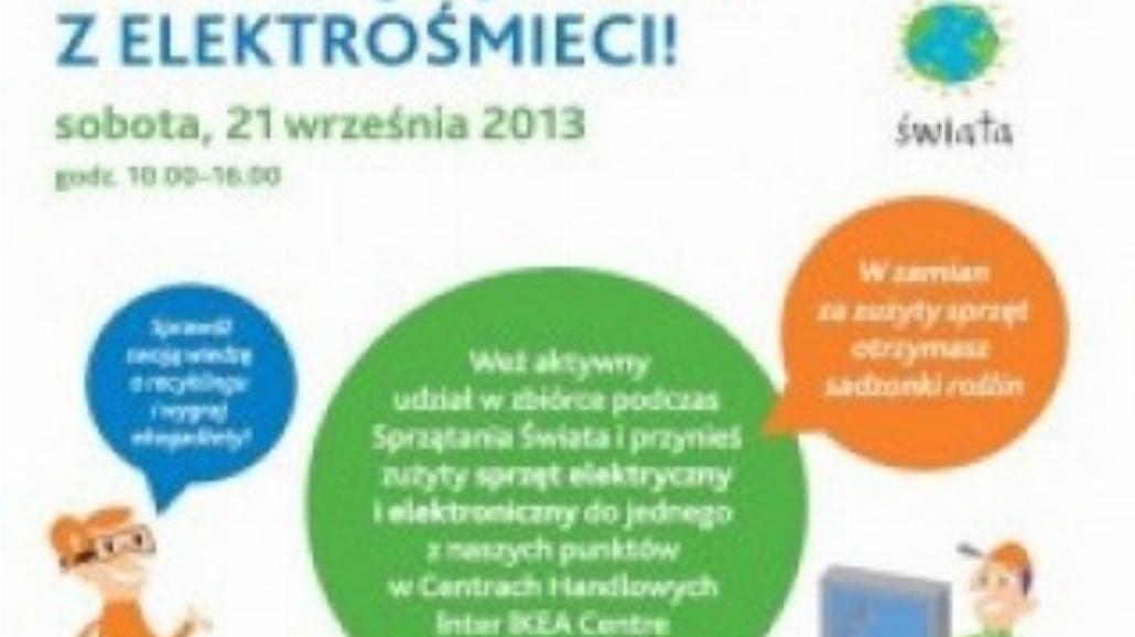 Uwolnijmy Wrocław z elektrośmieci!