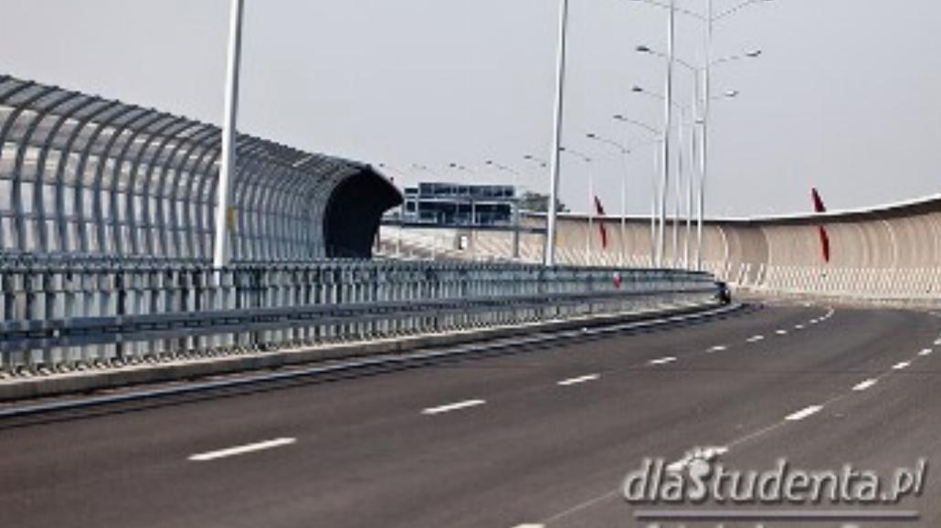 Możemy już jechać Autostradową Obwodnicą Wrocławia