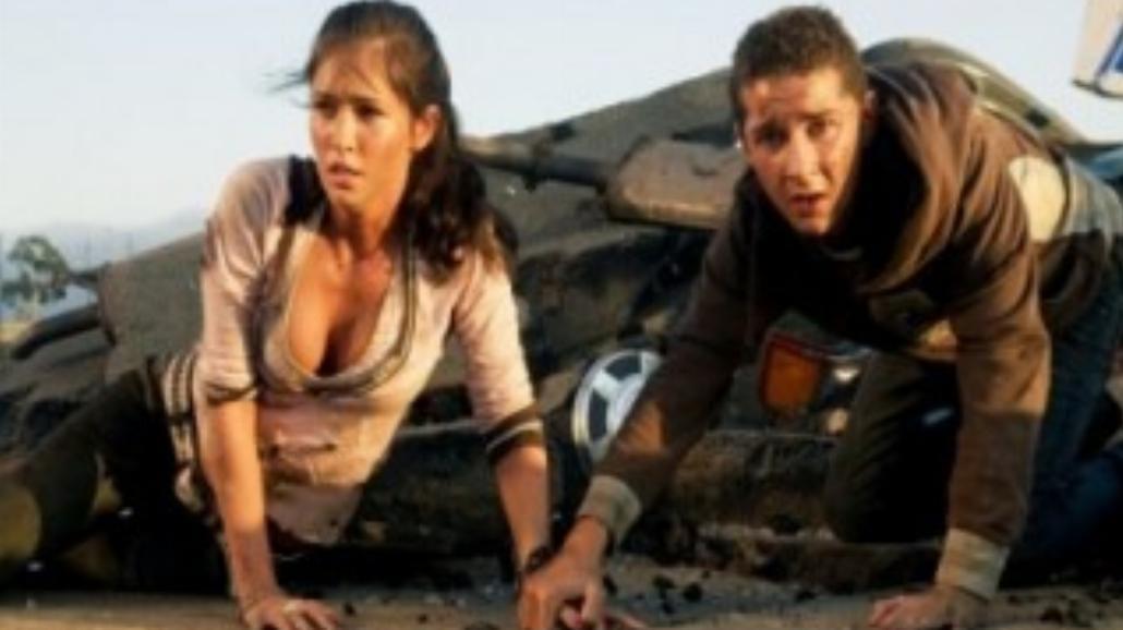 """""""Transformers 3"""" na szczycie box office"""