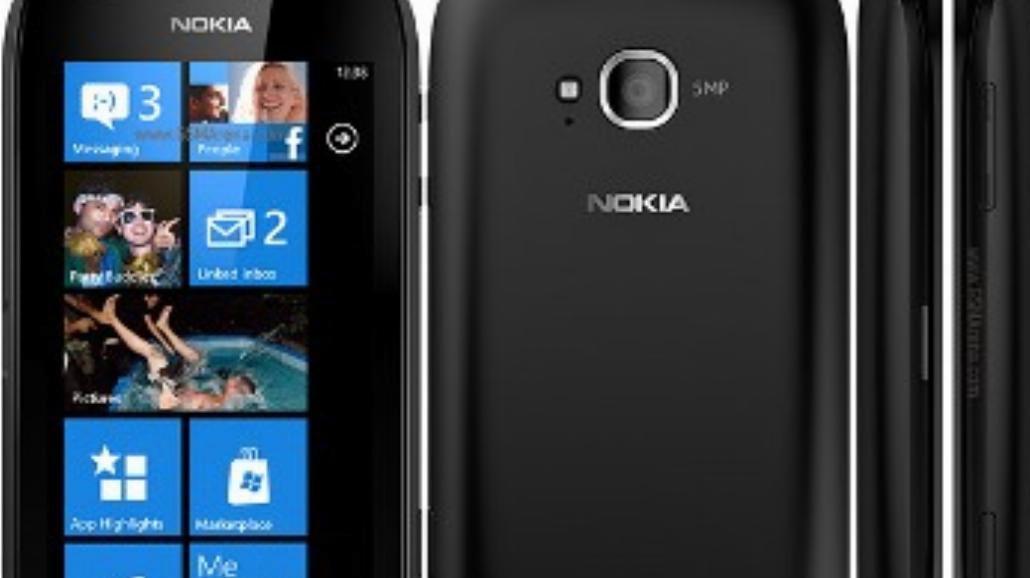 Nokia Lumia 710 - test telefonu
