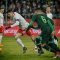 Polska przegrała z Nigerią we Wrocławiu [FOTO] - zdjecia, relacja, fotorelacja, wynik, bramki