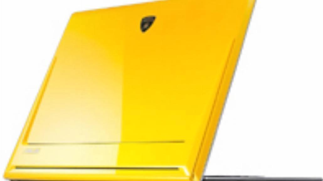 Notebook jak samochód