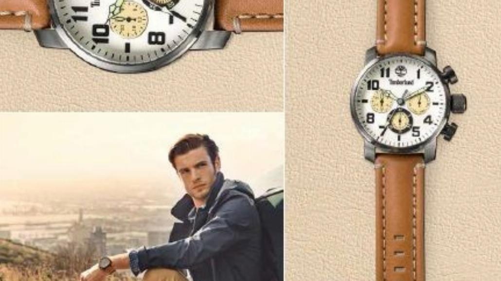 Nowe zegarki męskie marki Timberland