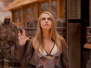 "Nowe zdjęcia i szczegóły przygód z filmu ""Valerian i Miasto Tysiąca Planet"" [FOTO] - filmy science fiction 2017, Dane DeHaan, Cara Delevingne, Luc Besson, Clive Owen"