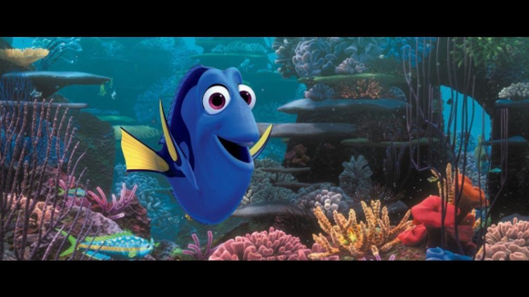 Gdzie jest Dory - nowa przygoda w morskich głębinach [WIDEO]