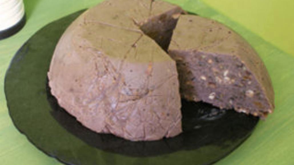 Blok czekoladowy – PRLowski przysmak