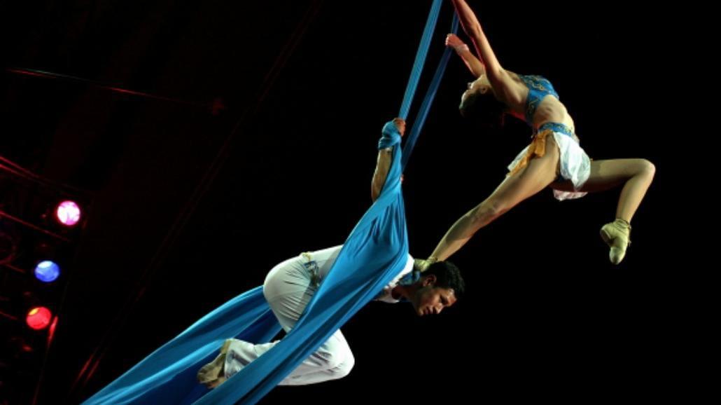 Ruszyło największe w Polsce cyrkowe show