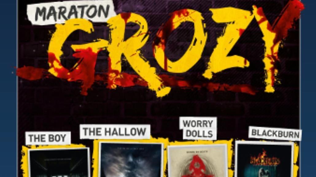 Maraton Grozy w kinach Helios pełen przerażajacych premier