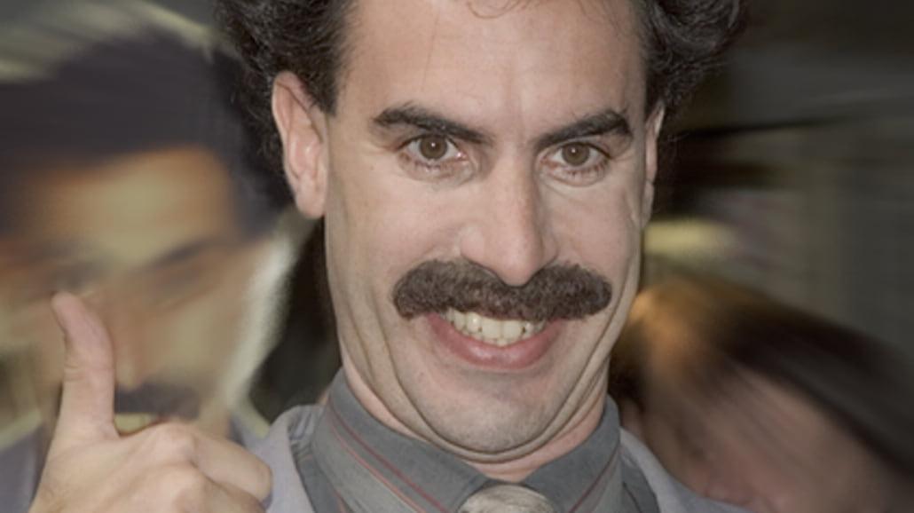 Kontrowersyjny Borat świętuje urodziny