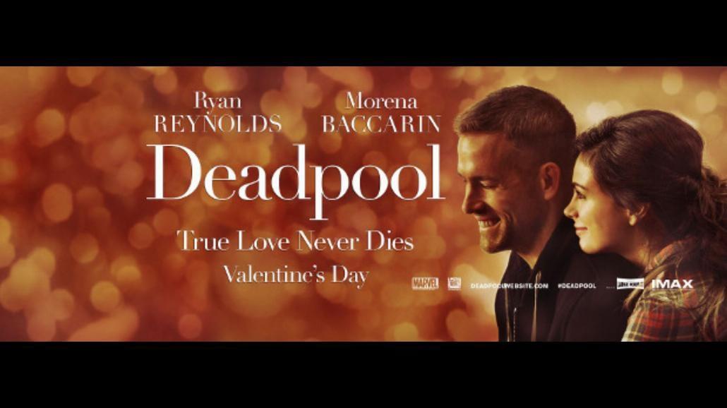 """Krwawy """"Deadpool"""" jako idealny film na walentynki! [WIDEO]"""