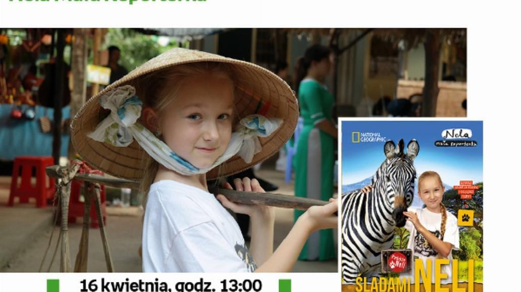 Nela - najmłodsza reporterka świata wydała książkę
